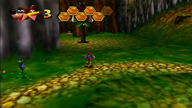 Banjo-Kazooie Xbox Live Preview - Video Preview