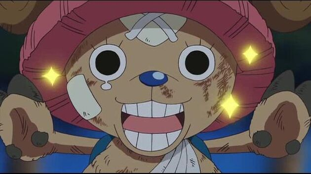 One Piece - Episode 252 - The Steam Whistle Forces Friends Apart! the Sea Train Starts to Run