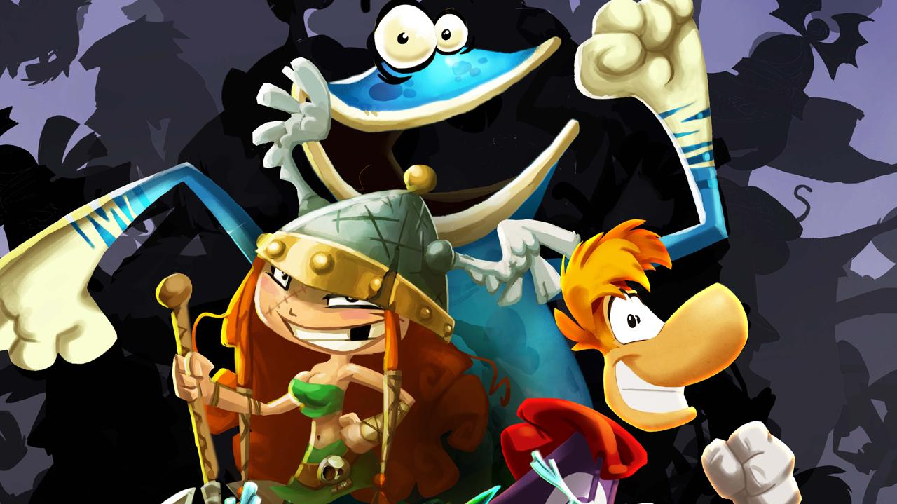 Rayman Legends - Next-Gen Announcement Trailer