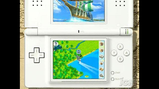 ANNO 1701 Dawn of Discovery Nintendo DS Trailer - Governing a Land
