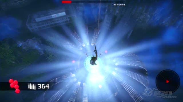 Bionic Commando Xbox 360 Video - IGN Strategize Worm Boss Battle Tips