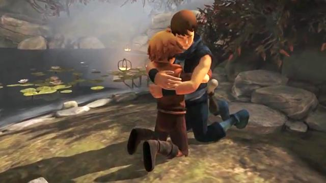 Brothers A Tale of Two Sons E3 2013 Trailer