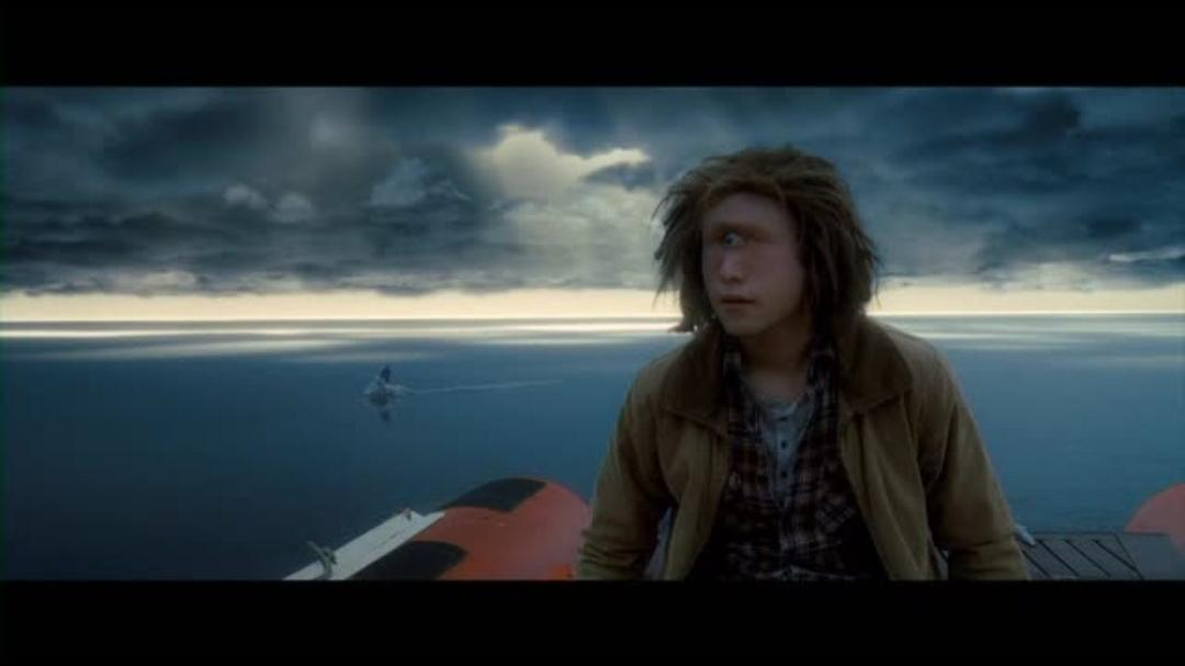 Percy Jackson Sea Of Monsters - Those Aren't Sharks Clip