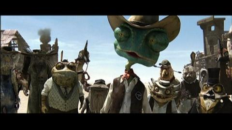 Rango (2011) - Home Video Trailer for Rango