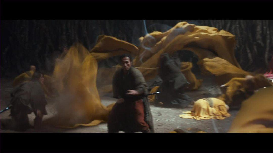 """47 Ronin - Clip """"The Ronin Are Attacked By The Tengu Monks"""""""