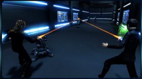 Star Trek Online (VG) (2010) - Ground Combat trailer