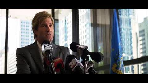 The Dark Knight - Harvey Dent's press conference