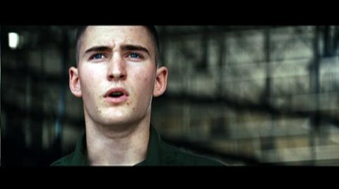 Battleship (2012) - Clip Shredders Attack The Marine Base