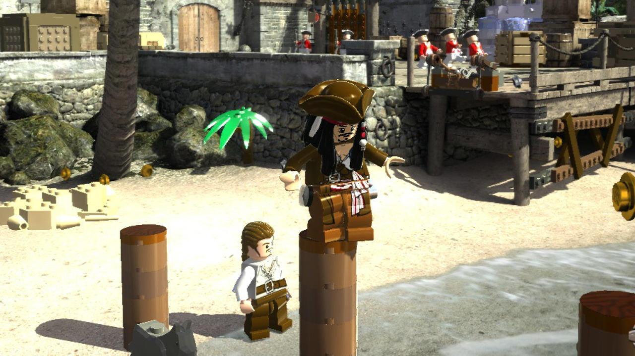 LEGO Pirates of the Caribbean So Many Sparrows