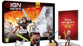 Leaked Star Wars Disney Infinity 3.0 Images Show Clone Wars' Anakin, Ahsoka - IGN News