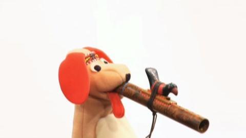 Baby Einstein World Music (2009) - Clip Woodflute, pre