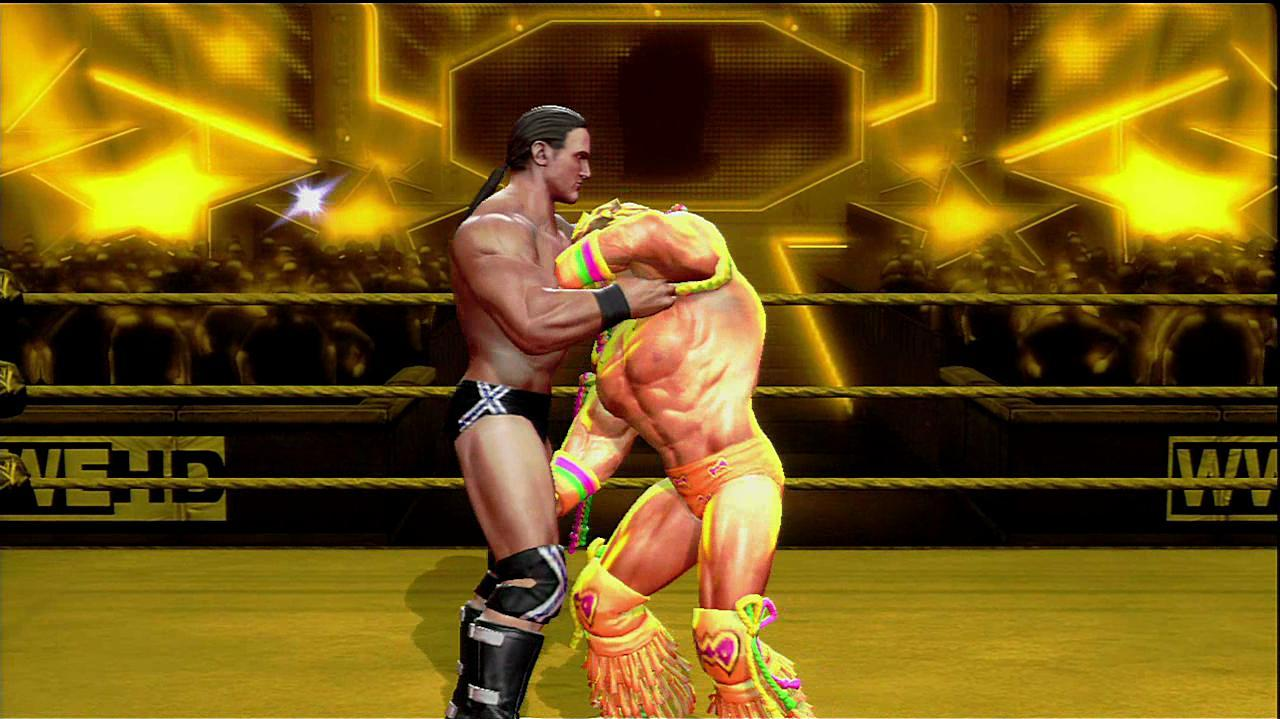 WWE All Stars The Ultimate Warrior's Finisher