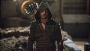 Arrow Fan Brain - The Promise Trivia