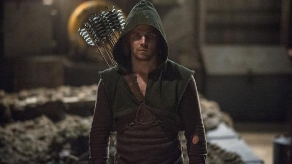 Arrow Fan Brain - The Promise Trivia
