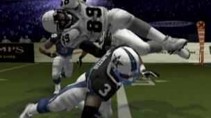 Arena Football (VG) (2005) - Video Game Trailer