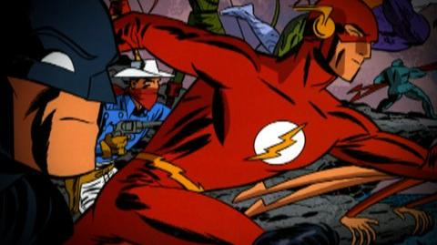 Justice League The New Frontier (2008) - Home Video Trailer