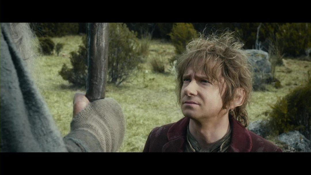 "The Hobbit Desolation of Smaug - ""I Found Something"" Clip"