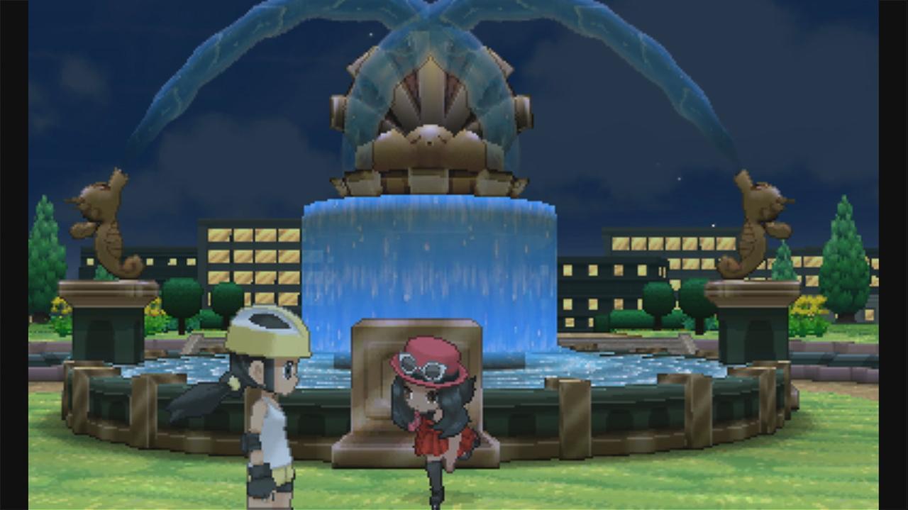 Pokemon X and Y Walkthrough Route 4 - Parterre Way