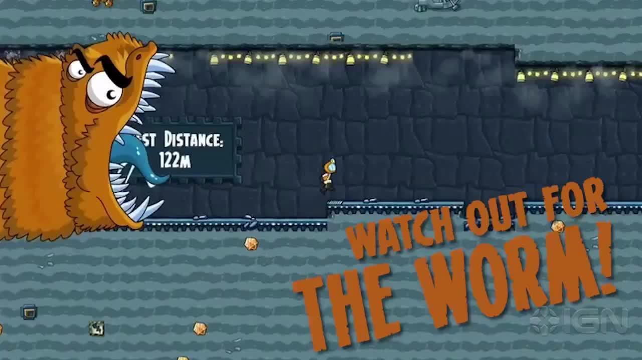 Worm Run Trailer
