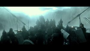 "300 Rise of an Empire - ""I was speaking of Themistokles"" Clip 2"