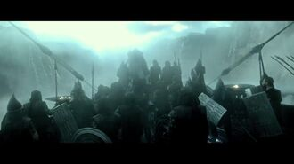 """300 Rise of an Empire - """"I was speaking of Themistokles"""" Clip 2"""