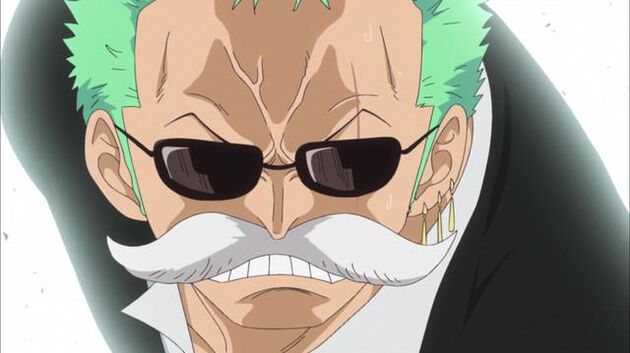 File One Piece - Episode 662 - Two Great Rivals Meet Each Other! Straw Hat and Heavenly Demon!