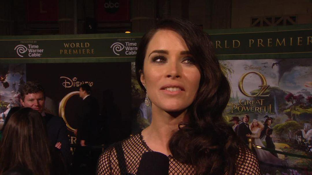 Oz the Great and Powerful - Abigail Lee Spencer Interview