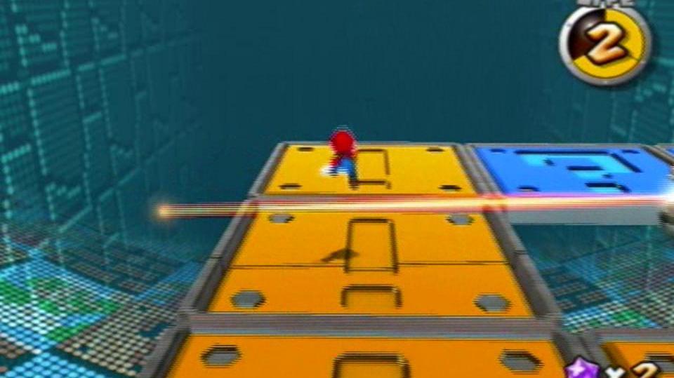 Super Mario Galaxy 2 - Grandmaster Galaxy - Green Star 1 - by TheLostGamer