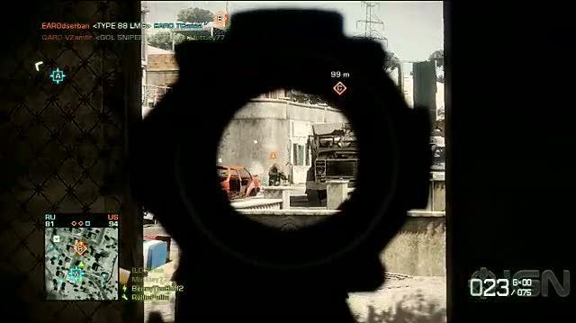 Battlefield Bad Company 2 Xbox 360 Trailer - VIP Map Pack 2 Trailer