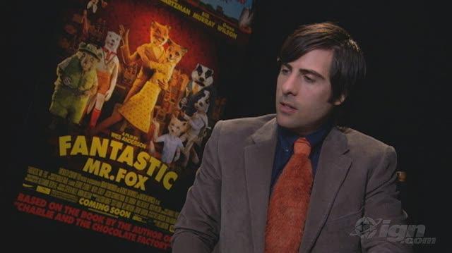 Fantastic Mr. Fox Movie Interview - Video Interviews