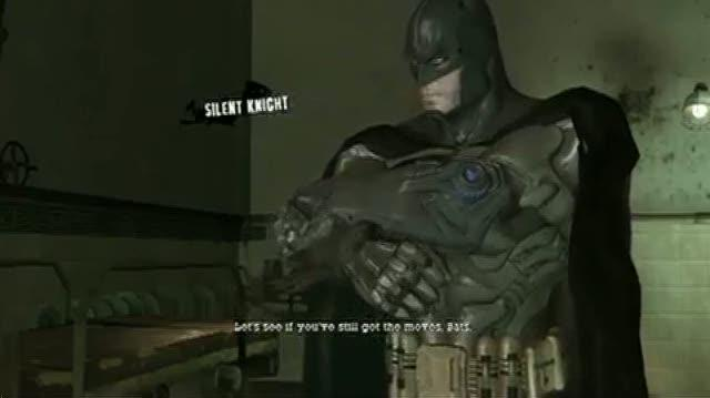 Batman Arkham Asylum Xbox 360 Guide-tip - Walkthrough Silent Knight Challenge