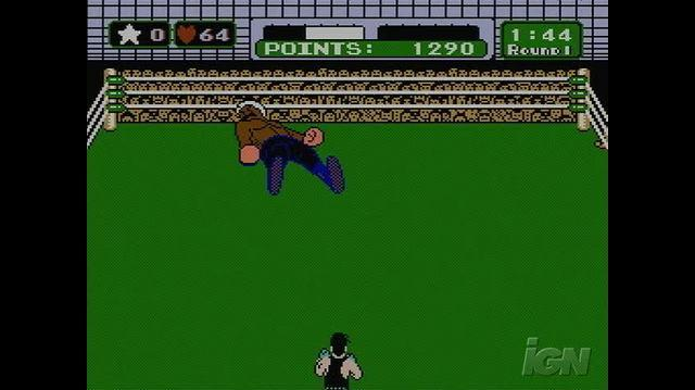 Punch-Out!! Featuring Mr. Dream Retro Game Gameplay - Great Tiger