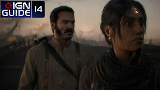 The Order 1886 Walkthrough - Chapter 09 An Uneasy Alliance, pt 1