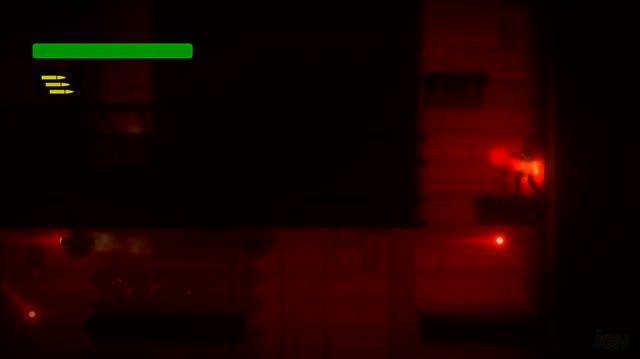 Bionic Commando Rearmed Xbox Live Gameplay - The Dark