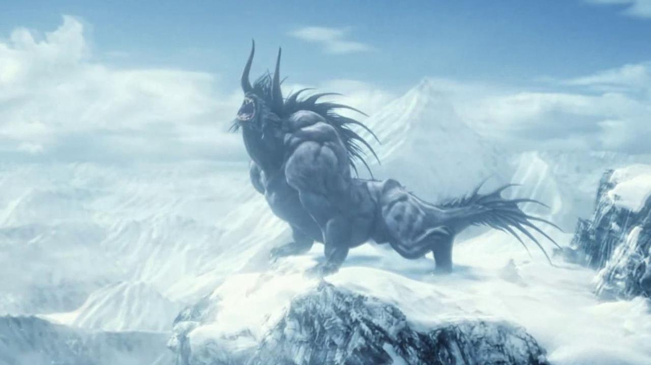 Final Fantasy XIV ARealmReborn - Behold The Behemoth
