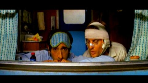 The Darjeeling Limited (2007) - Clip I don't feel good about myself