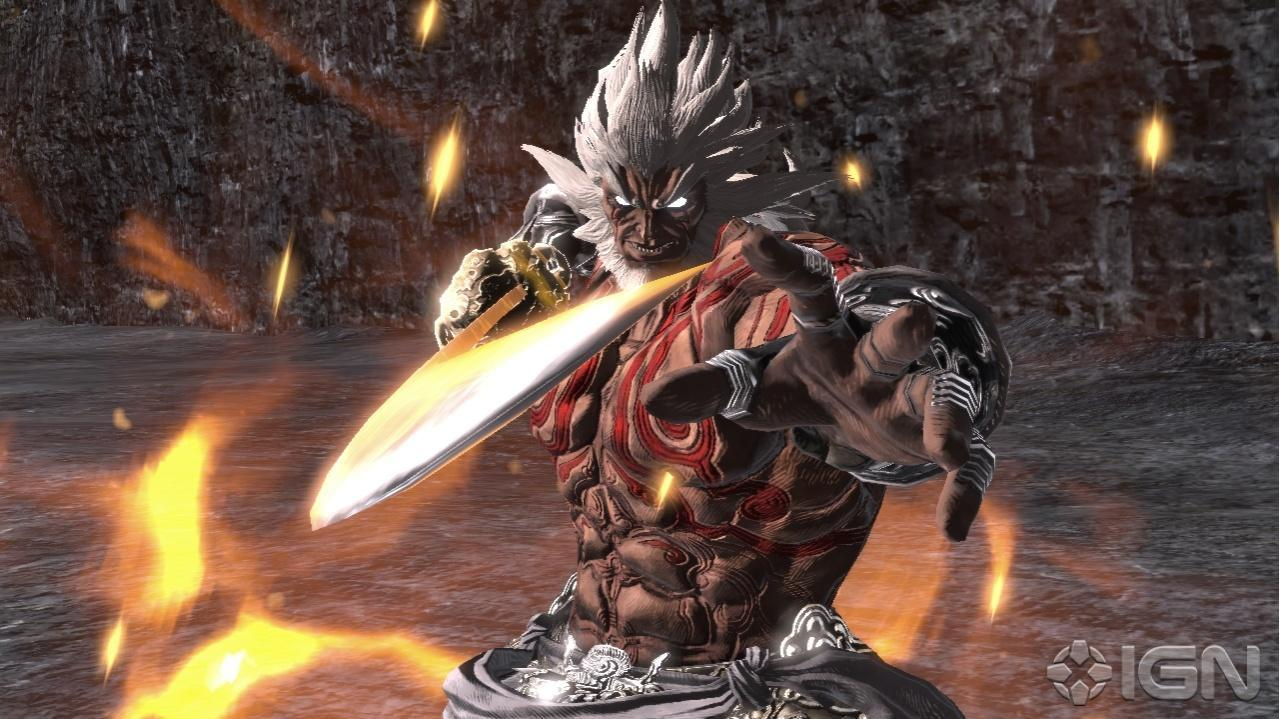 Asura's Wrath TGS Trailer