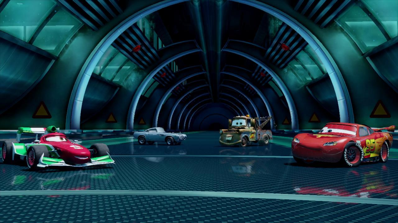 Cars 2 Developer Diary - What is C.H.R.O.M.E.?
