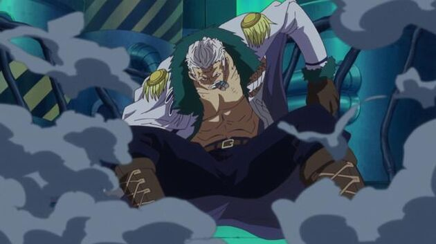One Piece - Episode 616 - A Surprising Outcome! White Chase vs