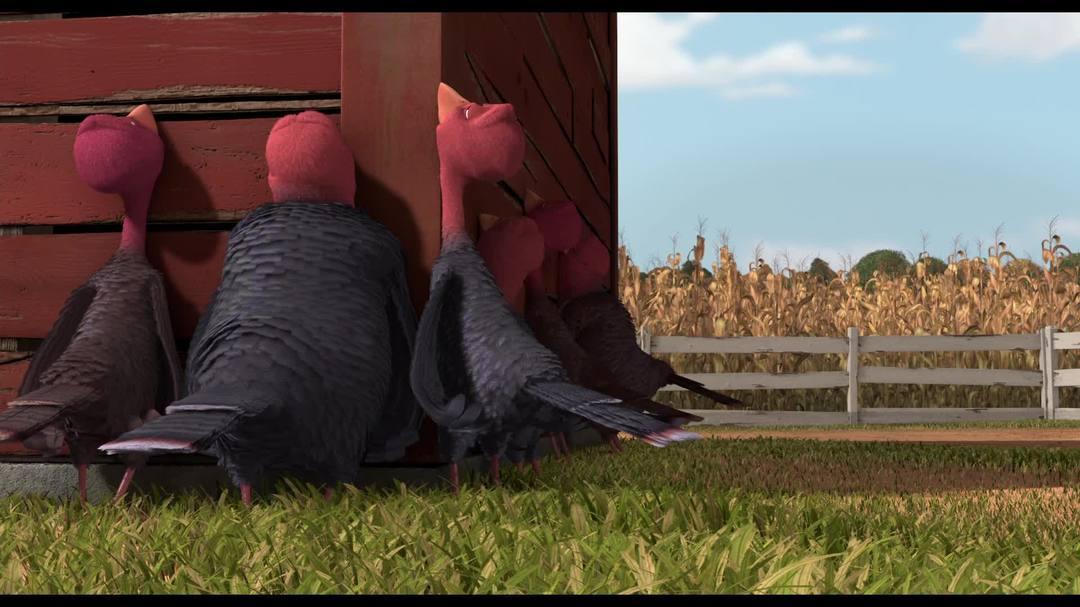 Free Birds - Theatrical Trailer