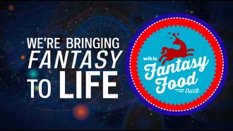 Wikia Fantasy Food Truck Sizzle