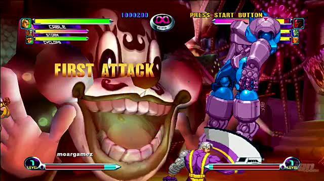 Marvel vs. Capcom 2 Video Review - Marvel vs