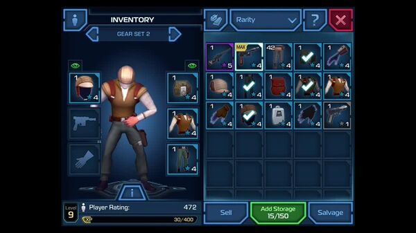 Star Wars Uprising - Understanding The Armory