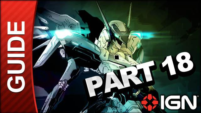 Zone of the Enders HD Walkthrough - Part 18