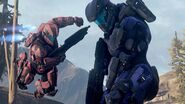 Halo 5 Guardians 'Orion' Map Gameplay