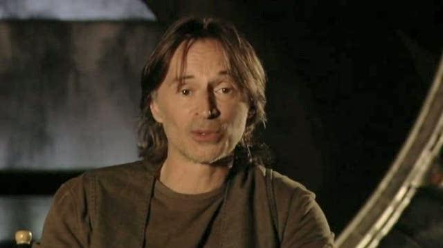 Stargate Universe TV Preview - Robert Carlyle