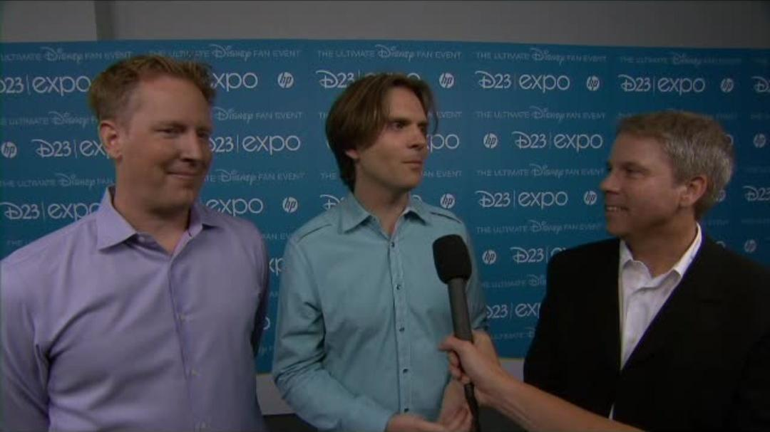 Zootopia - Jared Bush - Byron Howard - Clark Spencer - D23 Interview