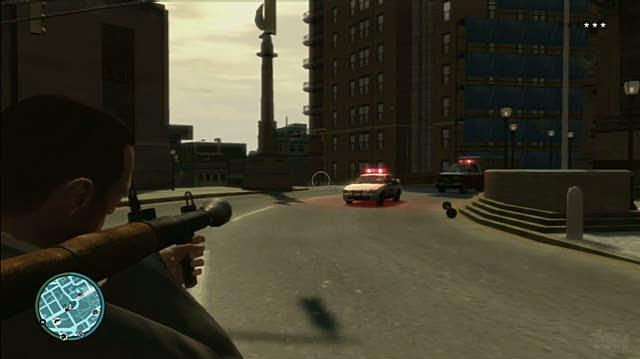 Grand Theft Auto IV Xbox 360 Gameplay - Time to Die (X360)