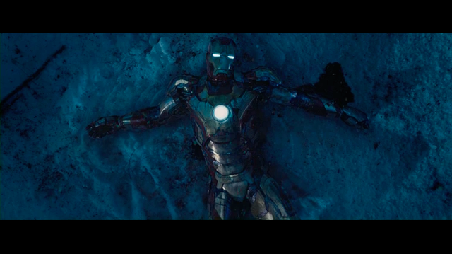 Iron Man 3 Super Bowl Teaser