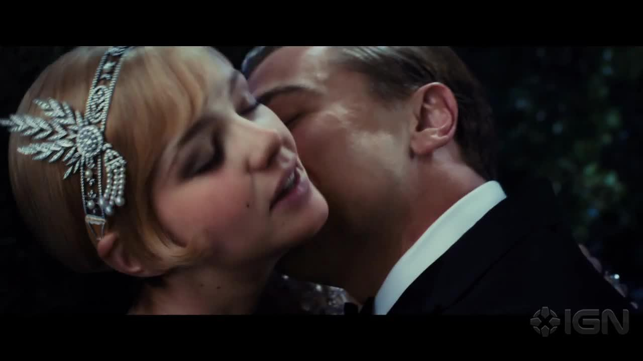 New Great Gatsby Trailer